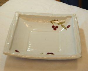 紅雪花角鉢