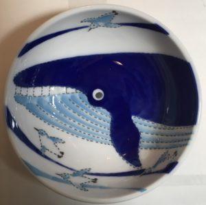鯨・ペンギン小鉢