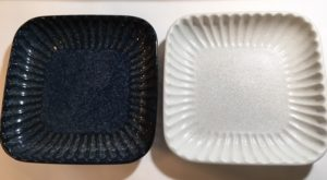 トチリ取り皿(白・ゴス)